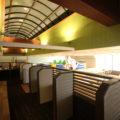 【人が集まる店舗デザイン】天然温泉 東京健康ランド まねきの湯